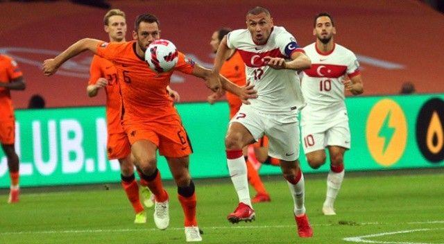 A Milliler, Hollanda'da ağır mağlubiyet aldı