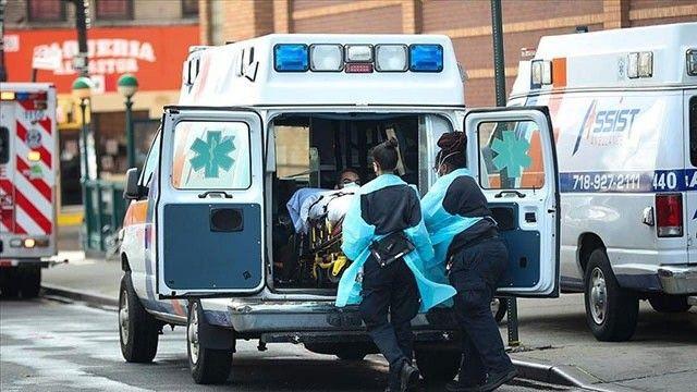 ABD'de 2 bin 660 kişi daha koronavirüsten hayatını kaybetti