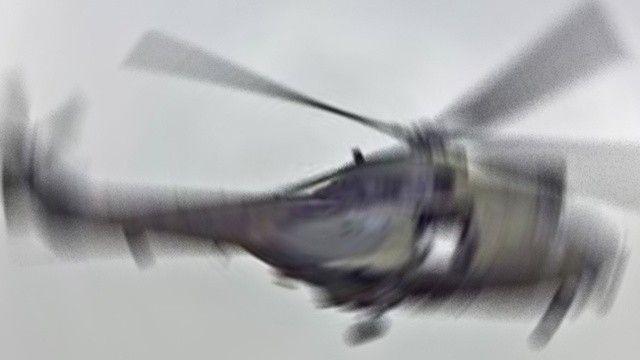 ABD'de askeri eğitim uçağı evlerin üstüne düştü, yaralılar var