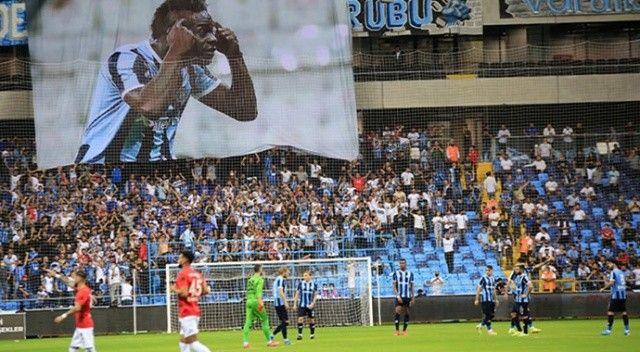Adana'da Balotelli rüzgarı! Mavi şimşekler Gaziantep'i farklı geçti