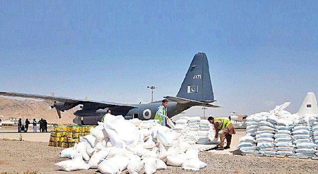 Afganistan'a yardım eli uzatılmalı
