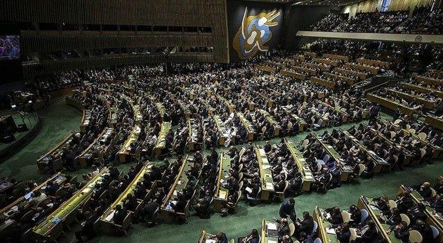 Afganistan'dan BM kararı: Kurul'a hitaptan vazgeçtiler