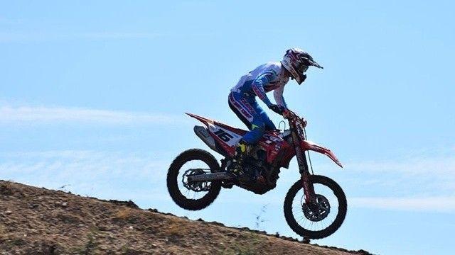 Afyon'daki Dünya Motokros Şampiyonası tamamlandı