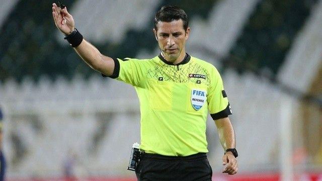 Ali Palabıyık, UEFA Avrupa Ligi maçında düdük çalacak
