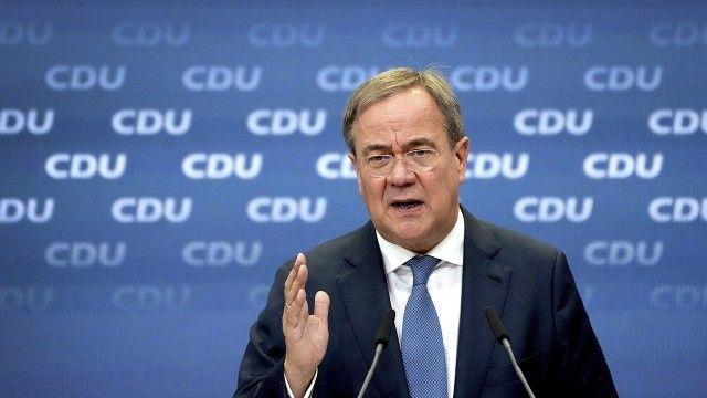Almanya başbakan adayı Laschet: Türkiye çok önemli bir ülke