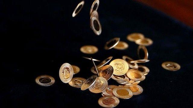 Altının gramı günü 483 TL ile kapattı