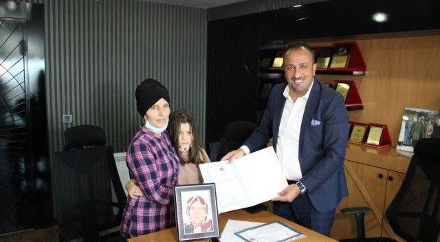 Annesini korona virüsten kaybeden iş adamından arazi hediyeli aşı kampanyası!