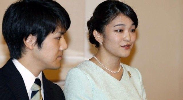 Aşkı uğruna unvanından vazgeçti! Japon Prenses Mako evleniyor