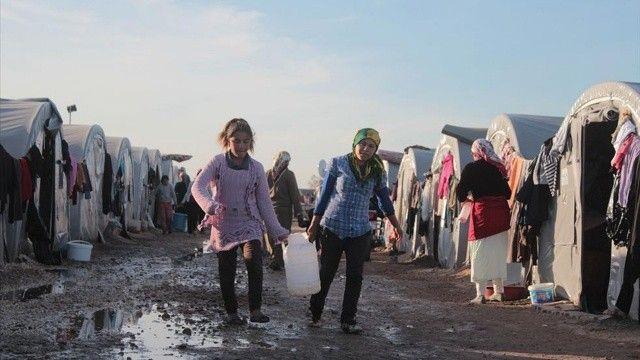 Avrupa, Türkiye'deki Suriyelilere 150 milyon avro verecek