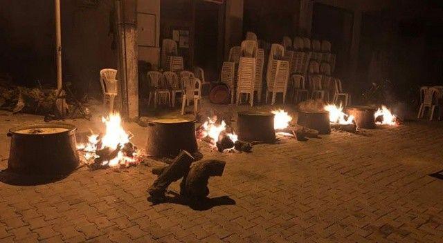 Aydın'da kuraklık etkisini gösterince köylüler yağmur duasına çıktı