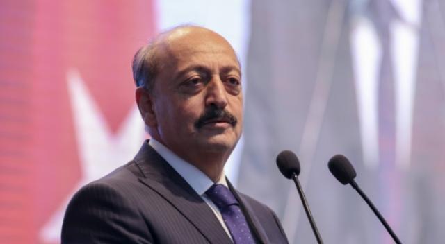 """Bakan Bilgin: """"Sene sonuna kadar Türkiye yüzde 10 büyüyecektir"""""""