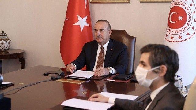 Bakan Çavuşoğlu'ndan Afganistan diplomasisi