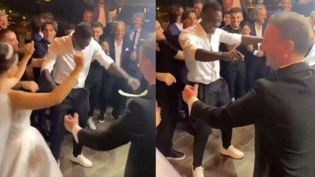Balotelli Türk düğününde döktürdü