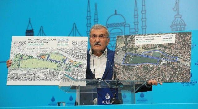 Başkan Aydın: Beykoz Çayırı 55 bin metrekare büyütülecek
