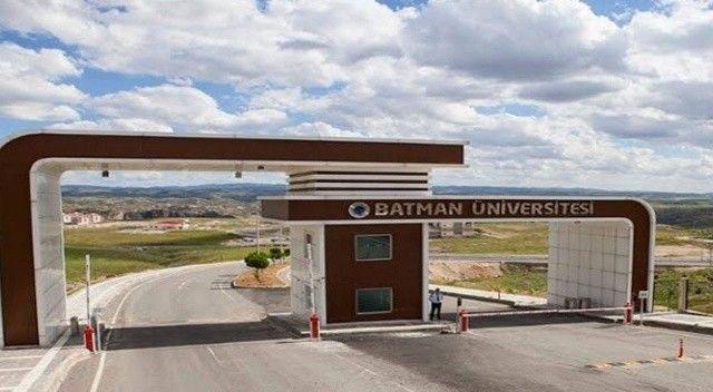 Batman Üniversitesi 9 öğretim üyesi alacak