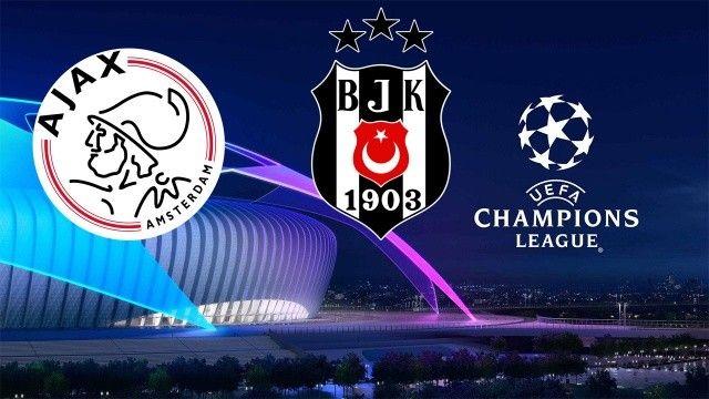 Beşiktaş, 11 eksikle Ajax deplasmanında | Muhtemel 11'ler