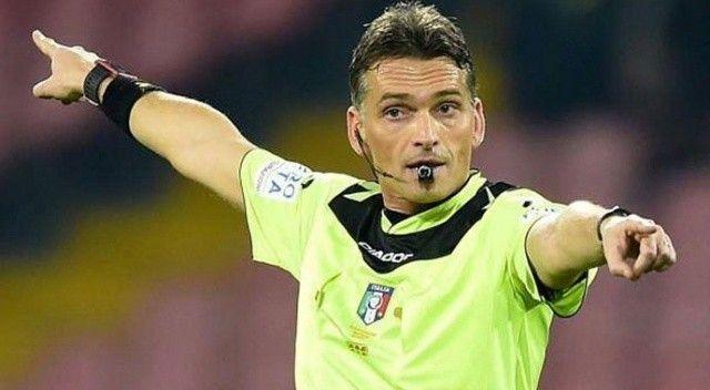 Beşiktaş ile Ajax'ın oynayacağı maça Massimilano Irrati atandı!