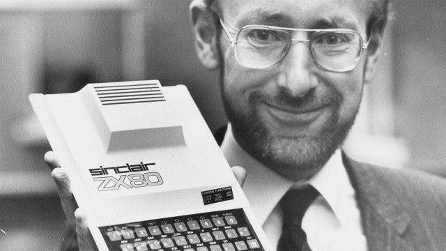 Bilgisayar dünyasının efsane ismi Sir Clive Sinclair hayatını kaybetti