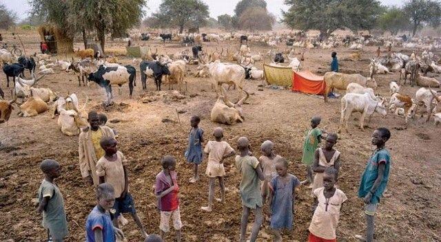 BM açıkladı: Güney Sudan'da 100 binden fazla kişi açlık kriziyle karşı karşıya