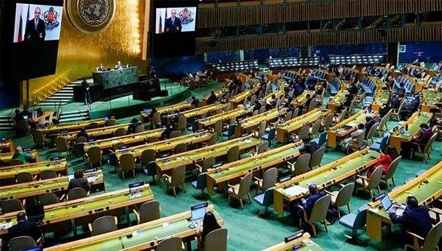 BM Genel Kurulu'nda Covid paniği: Sağlık Bakanı'nın testi pozitif çıktı