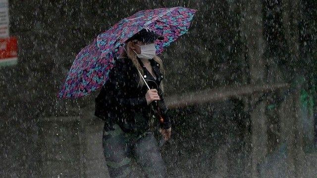 Bu illerde yaşayanlar dikkat! Meteorolojiden sağanak uyarısı