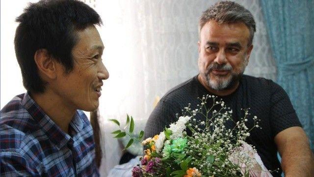 Bülent Serttaş'tan bıçaklanan Japon turiste ziyaret