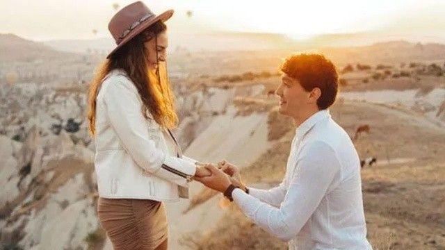 Cedi Osman ve Ebru Şahin evleniyor