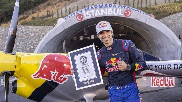 Costa, İstanbul'da Guinness Rekorlar Kitabı'na girdi