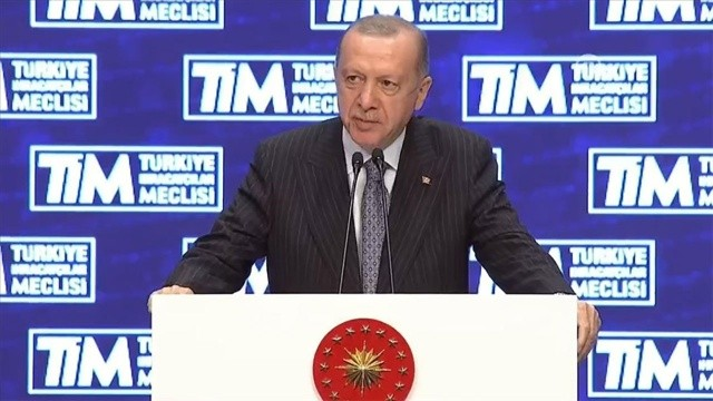 Cumhurbaşkanı Erdoğan'dan ihracatçıları sevindiren haber: Fon kurulacak