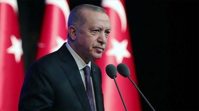 Cumhurbaşkanı Erdoğan'dan Batı'ya sığınmacı mesajı
