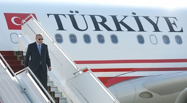 Cumhurbaşkanı Erdoğan, önümüzdeki hafta ABD'ye gidecek