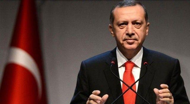 Cumhurbaşkanı Erdoğan: Türkçemizin kullanımına özen göstermeyi sürdürmeliyiz