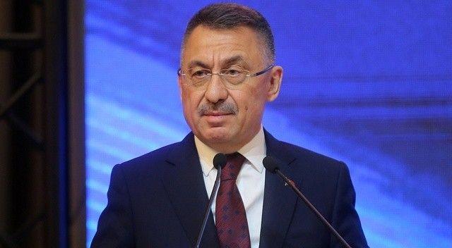 Cumhurbaşkanı Yardımcısı Oktay: Mavi Vatan'ı savunmak milli bir duruş gerektirir