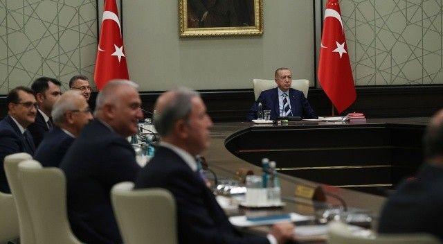 Cumhurbaşkanlığı Kabinesi toplandı: Gündem fahiş fiyatlar ve koronavirüs