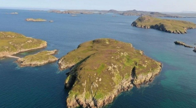 İskoçya'da daireden ucuza ada: 50 bin sterlin