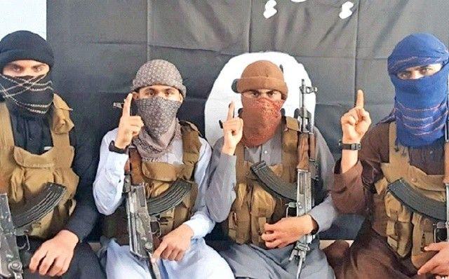 DEAŞ Afganistan'a  saldırı hazırlığında
