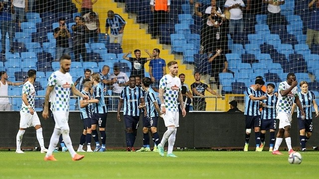Demirspor, Rizespor'u 3-1 yendi