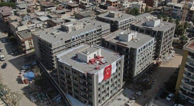 Deprem konutları 30 Ekim'de teslim edilecek