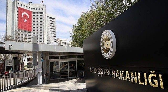 Türkiye'den Rusya'daki silahlı saldırıya kınama