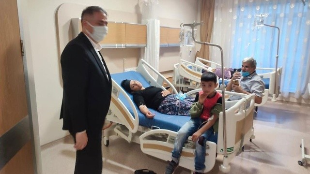 Düğün yemeği hastanelik etti: 52'si çocuk 110 kişi zehirlendi