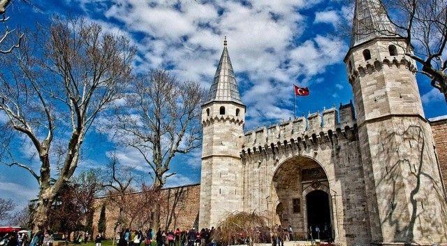 Dünyanın en güzeli 'Topkapı Sarayı' seçildi