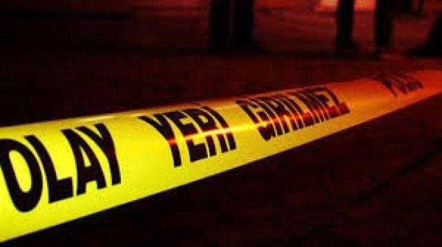 Dur ihtarına uymayıp polise ateş açtı,vurularak yakalandı