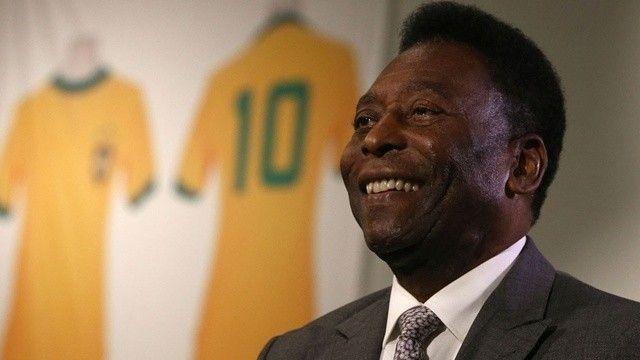 Efsane futbolcu Pele'den iyi haber