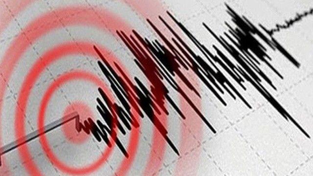 Ege'de 4 büyüklüğünde deprem oldu