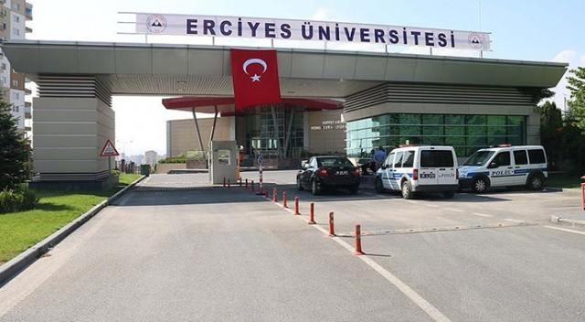 Erciyes Üniversitesi 5 öğretim elemanı alacak