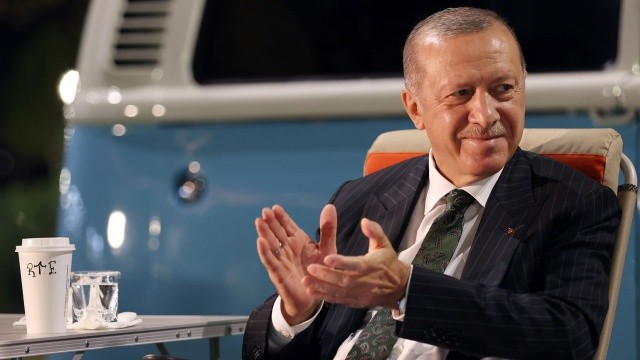 Erdoğan:'Attığımız adımla gençler daha huzurlu olacak'