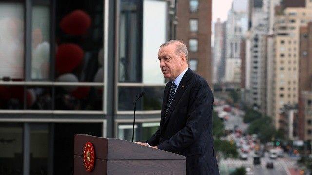 Erdoğan, Türk gençliğine seslendi: Sıradan bir milletin evladı değilsiniz