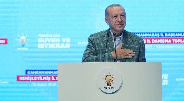 Erdoğan'dan Akşener'e tepki: Sen kimi, kime benzetiyorsun?