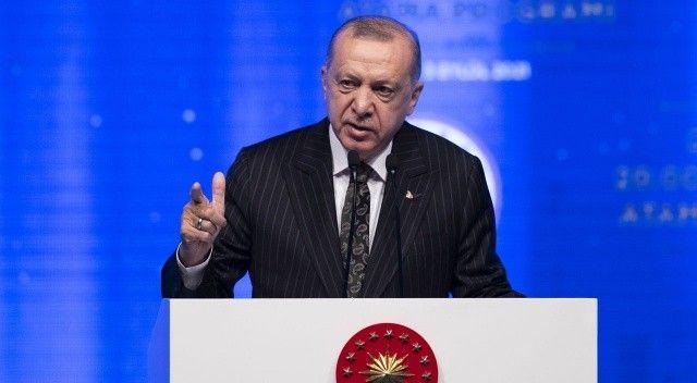 Erdoğan'dan göçmen değerlendirmesi: Hepsini geri  göndereceğiz