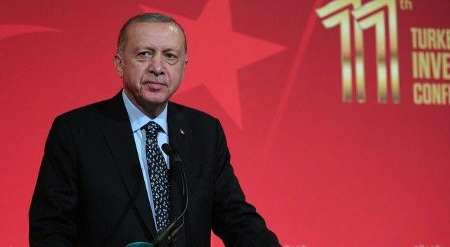 Erdoğan: İkili ticaret hacmimiz 25 milyar dolara ulaşacak